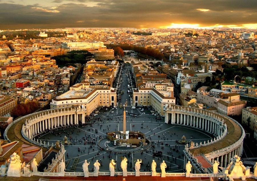 Vatican city - Altın Boynuzun Sırrı ve Gizli Hakasya Raporu