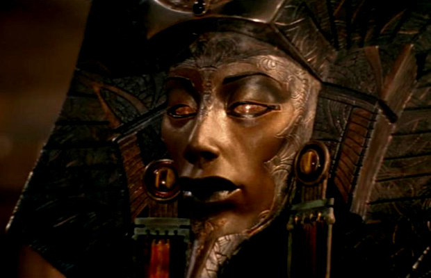 Stargate ra mask - Vatikanın Gizli Güneş Tanrısı Ayini