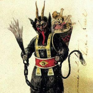 7b512f6f06082fff5f1eb5527a37fccf 300x300 - Yeni Yıl Şeytanı Noel Babanın Şeytani Yardımcısı Krampus