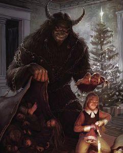 81 img 22 241x300 - Yeni Yıl Şeytanı Noel Babanın Şeytani Yardımcısı Krampus