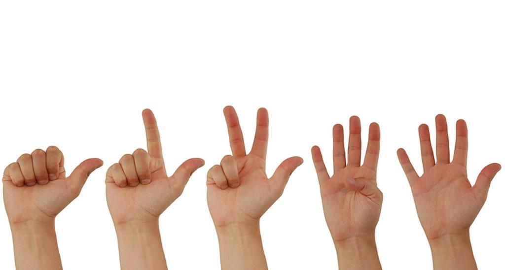 5fingers for success ppcorn1 1024x548 - 13 Sayısı ve 13.Cuma Hakkında Gizemli 13 Bilgi