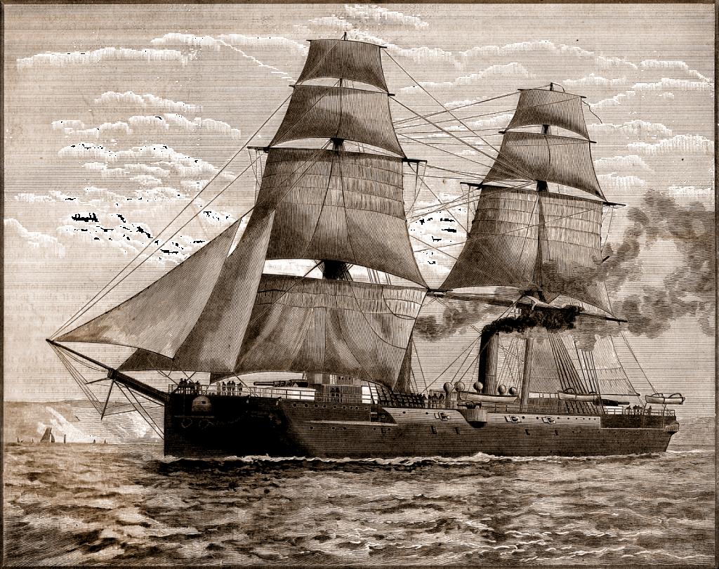 HMS Imperieuse 1024x810 - 13 Sayısı ve 13.Cuma Hakkında Gizemli 13 Bilgi