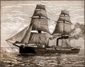 HMS Imperieuse 300x237 - 13 Sayısı ve 13.Cuma Hakkında Gizemli 13 Bilgi
