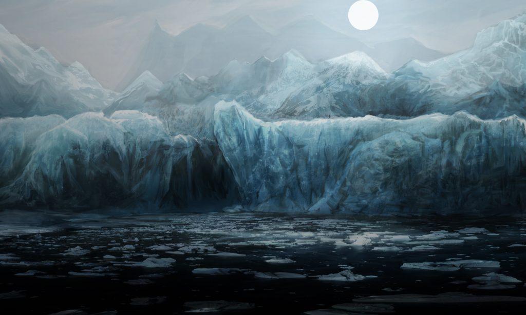 art gory ldiny led holod 1024x614 - Megalodon Dev Köpekbalığı Canlanıyor mu? (Teoriler ve Belgeler)