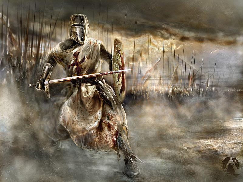 crusader knight mount amp blade warriors medeeval warrior desktop 800x600 hd wallpaper 526467 - 13 Sayısı ve 13.Cuma Hakkında Gizemli 13 Bilgi