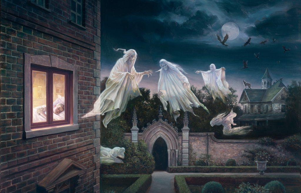 ghosts 1024x658 - Hayaletler Gerçek mi ? Hayalet Nedir ? Hayalet Teorileri 2. Bölüm