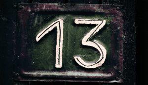 unlucky 10.1265x725 300x172 - 13 Sayısı ve 13.Cuma Hakkında Gizemli 13 Bilgi