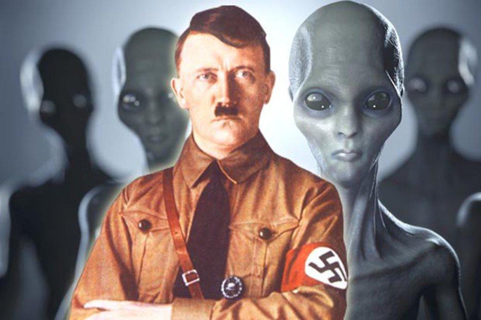 519023 - Nazilerin Karanlık Dünyasının  13 Sırrı