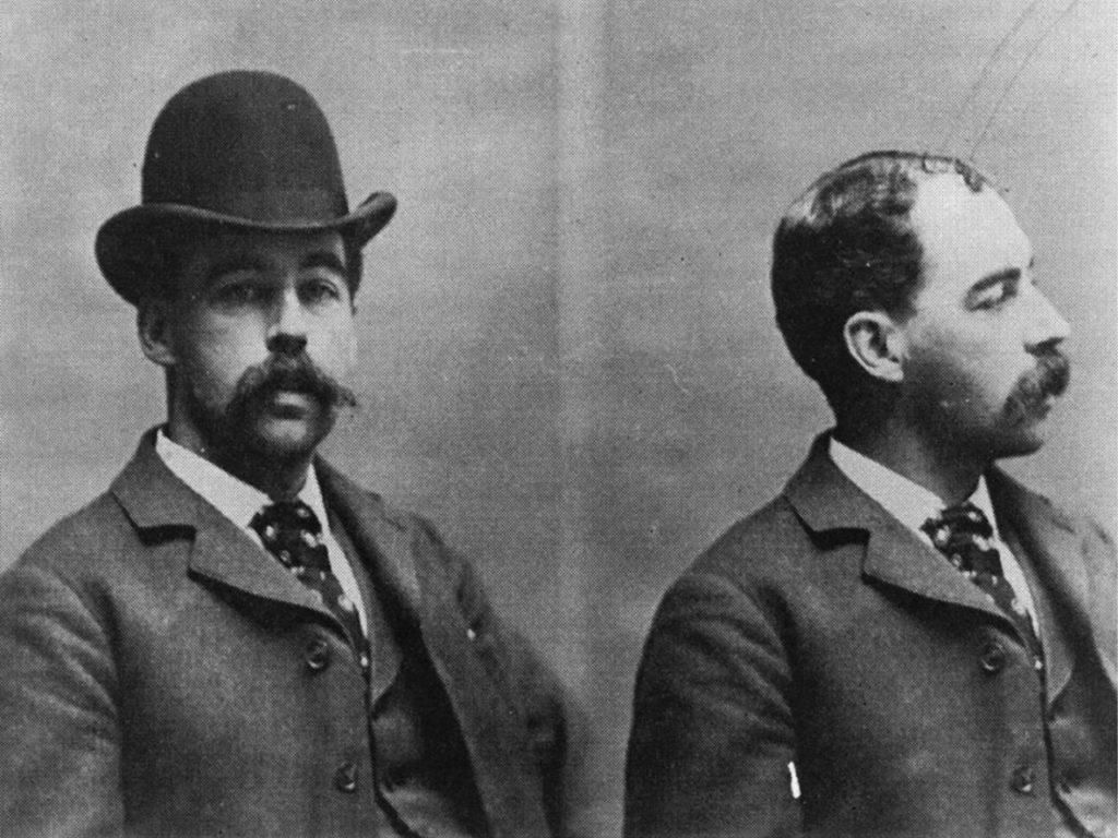 H.h.holmes2 1024x768 1024x768 - 200 Kişinin ve Amerikanın İlk Seri Katili Henry Howard Holmes