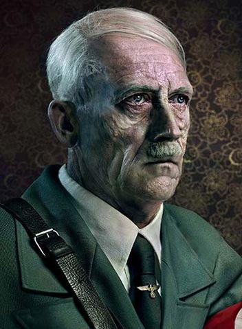 Old hitler - Nazilerin Karanlık Dünyasının  13 Sırrı