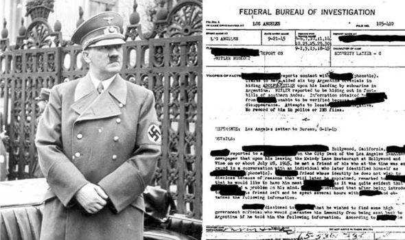 hitlermain 470586 - Nazilerin Karanlık Dünyasının  13 Sırrı