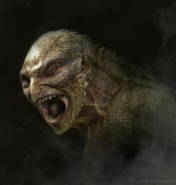 lizcon1 610x643 - Reptilianlar ve Dünyadaki Reptilian Mağaraları