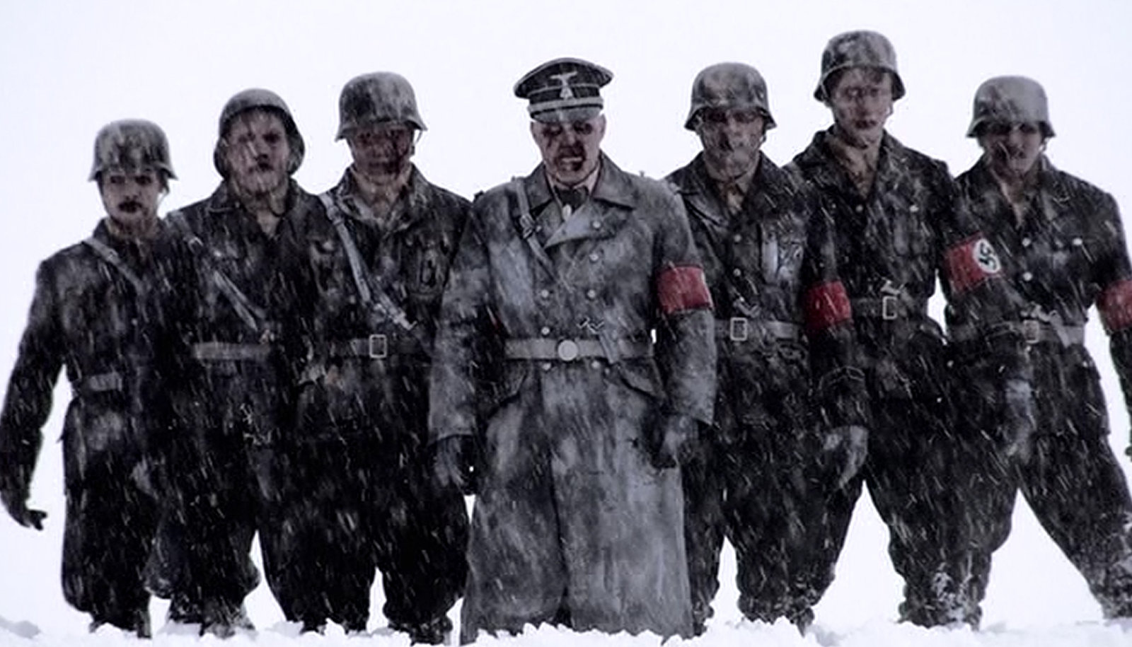 SS askerleri: tarih ve fotoğraflar