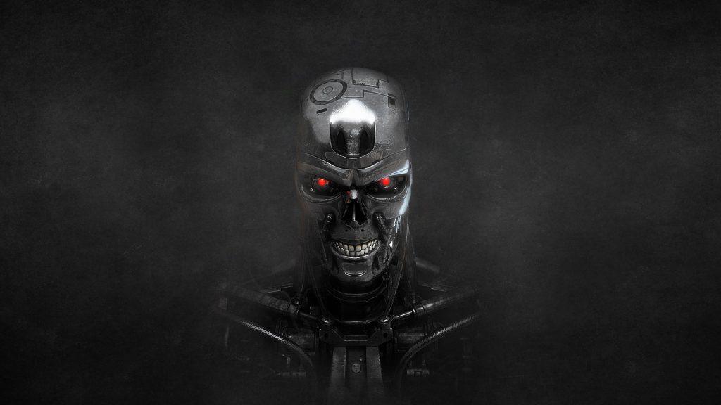 69685093 terminator wallpapers 1024x576 - Robotların Yükselişi – İnsan ve Robot Savaşları Başlıyor