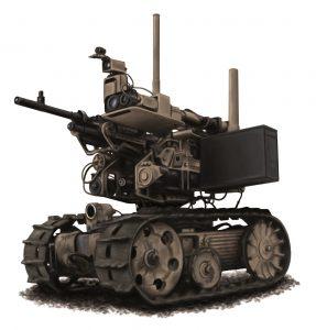 robot manu 287x300 - Robotların Yükselişi – İnsan ve Robot Savaşları Başlıyor