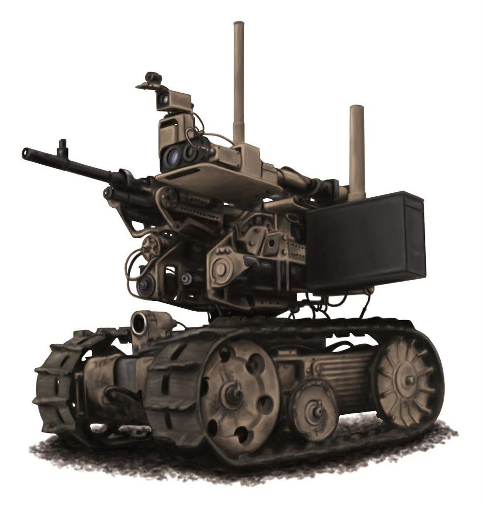 robot manu 980x1024 - Robotların Yükselişi – İnsan ve Robot Savaşları Başlıyor