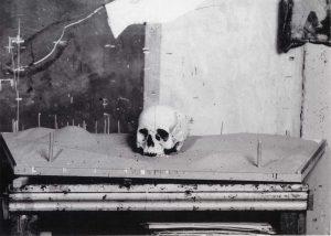 6 skullsetup 300x214 - Mimar Sinan'ın Kayıp Kafatası Nerede. Kayıp mı, Yoksa Bir Tarikatın Elinde Mi ?