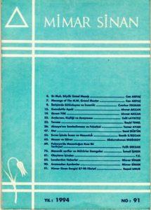 resim tiff 215x300 - Mimar Sinan'ın Kayıp Kafatası Nerede. Kayıp mı, Yoksa Bir Tarikatın Elinde Mi ?