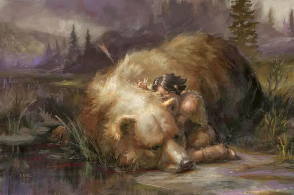 BEAR SPIRIT - Hayvanlar Tarafından Büyütülen Vahşi Çocuklar