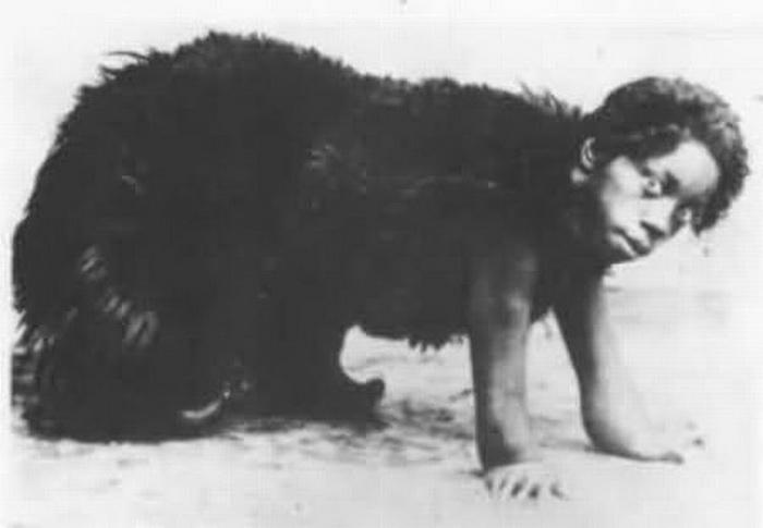 Ramachandra - Hayvanlar Tarafından Büyütülen Vahşi Çocuklar