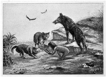 feral child - Hayvanlar Tarafından Büyütülen Vahşi Çocuklar