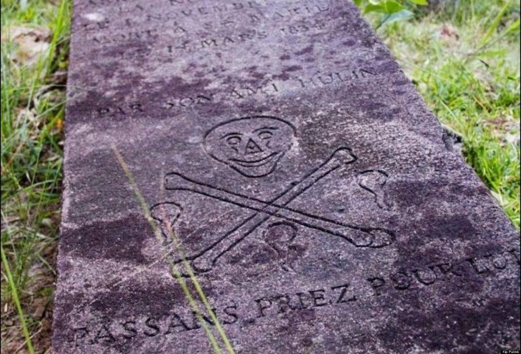 o PIRATE facebook 1024x696 - Karayip Korsanlarının Gerçek Mezarlığı