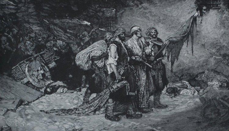 pyle plunder full 0 0 - Karayip Korsanlarının Gerçek Mezarlığı