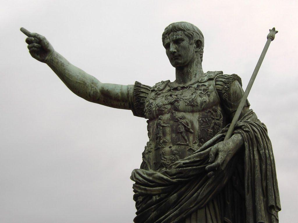 roma imparatorluğu Sezar 1024x768 - Karayip Korsanlarının Gerçek Mezarlığı