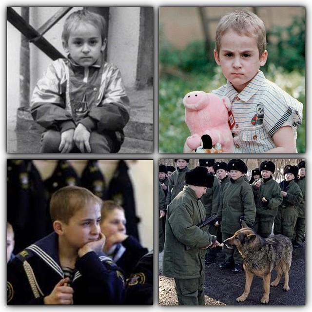 tumblr nu7m1np3M31qben8co1 1280 - Hayvanlar Tarafından Büyütülen Vahşi Çocuklar