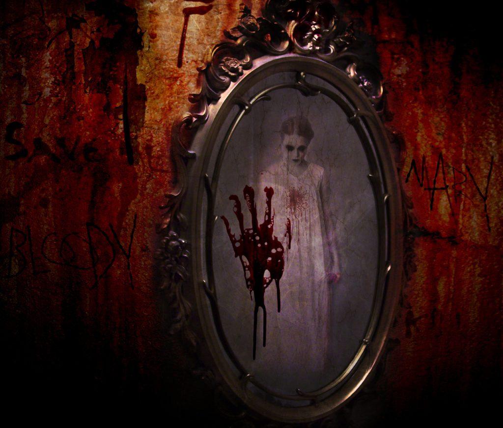 2 1 1024x873 - Aynalar Cinler ve Ruhlar İçin Geçit Kapısı mı?