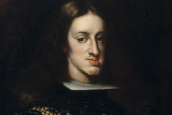 Charles II of Spain  - Öldüğünde Bedeninde Bir Damla Kan Bulunmayıp Kafası Su Dolu Olan İspanya Kralı II. Charles