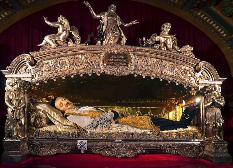 SAİNT VİNCENT DE PAUL - Katoliklerinin Garip Kutsal Kalıntıları