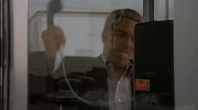 bd - Kendi Mezar Taşı Olan Yalnız Telefon Kulübesi Mojave