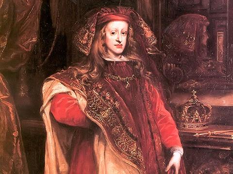 karel - Öldüğünde Bedeninde Bir Damla Kan Bulunmayıp Kafası Su Dolu Olan İspanya Kralı II. Charles