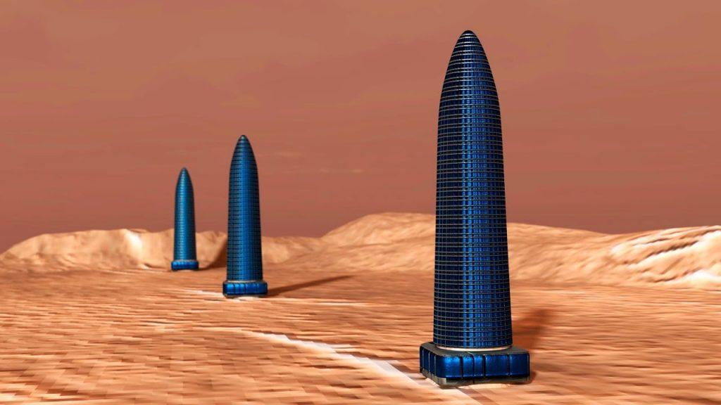 maxresdefault 1 1024x576 - Ay ve Mars Yüzeyinde Bulunan Dev Kulelerin  Gizemleri