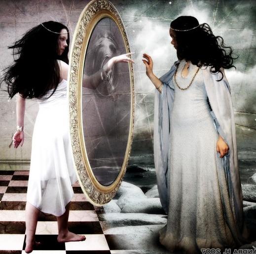 tayemnytsi dzerkal - Aynalar Cinler ve Ruhlar İçin Geçit Kapısı mı?