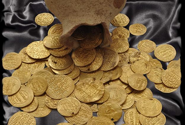 Hazine calindiktan sonra sahiplenmeye basladilar - Tarsus'daki Gizemli Kazının Sırrı Çözüldü ( Şok Görüntüler )