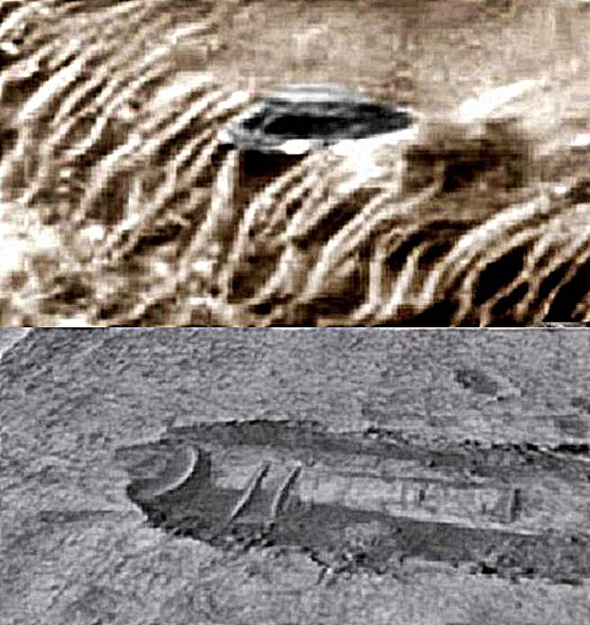 ufo crash sites on mars - Tarsus'daki Gizemli Kazının Sırrı Çözüldü ( Şok Görüntüler )
