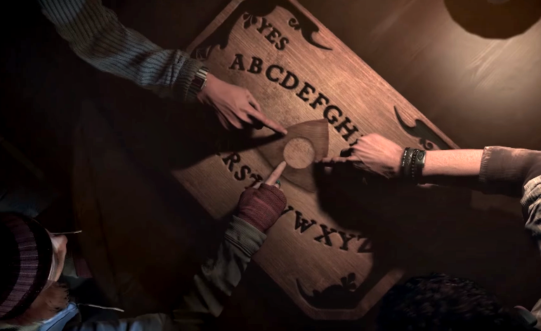 OuijaBoard - Cadı Tahtası Ouija