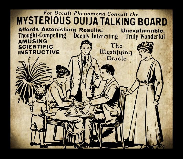 Ouija 03 - Cadı Tahtası Ouija