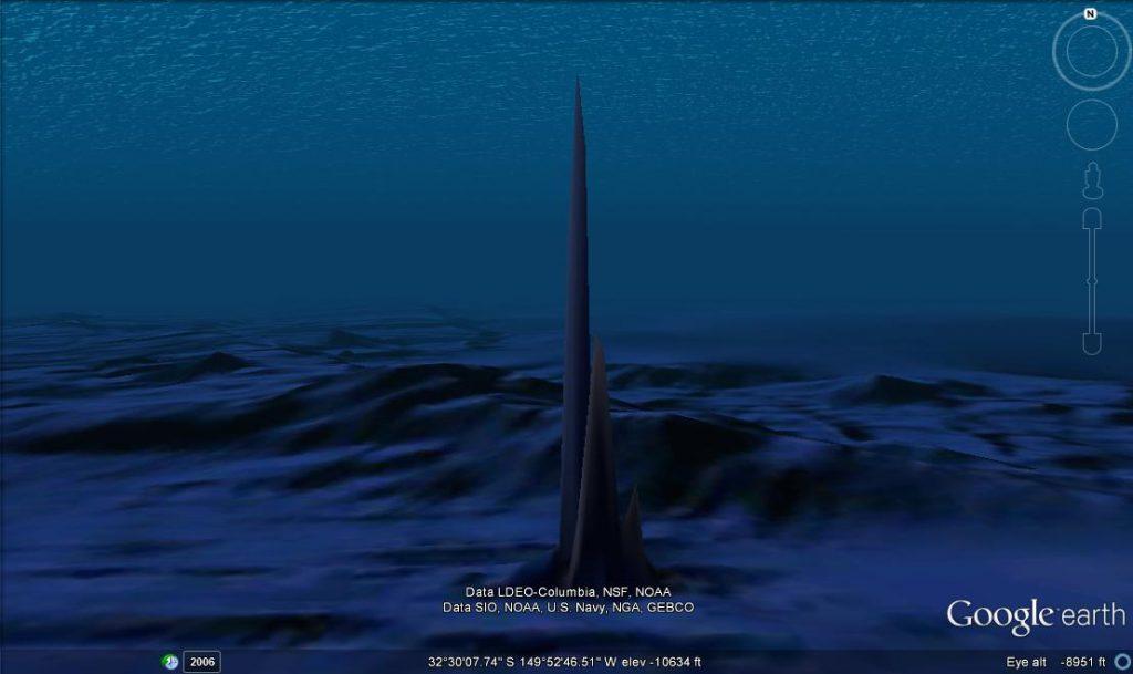 io50133928 1024x609 - Tüm Gezegeni Çevreleyen Gizemli Sualtı Duvarı