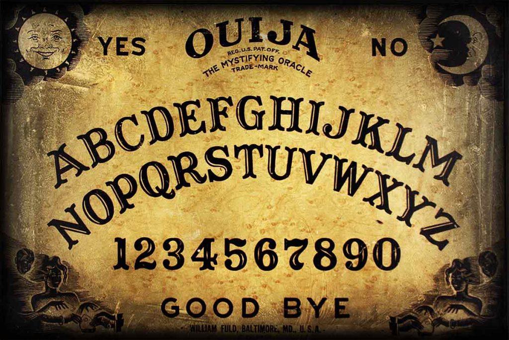 ouija 1024x684 - Cadı Tahtası Ouija