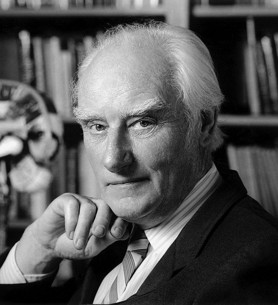 1200px Francis Crick crop 932x1024 - Kız Kulesi Altındaki Gizli Geçit