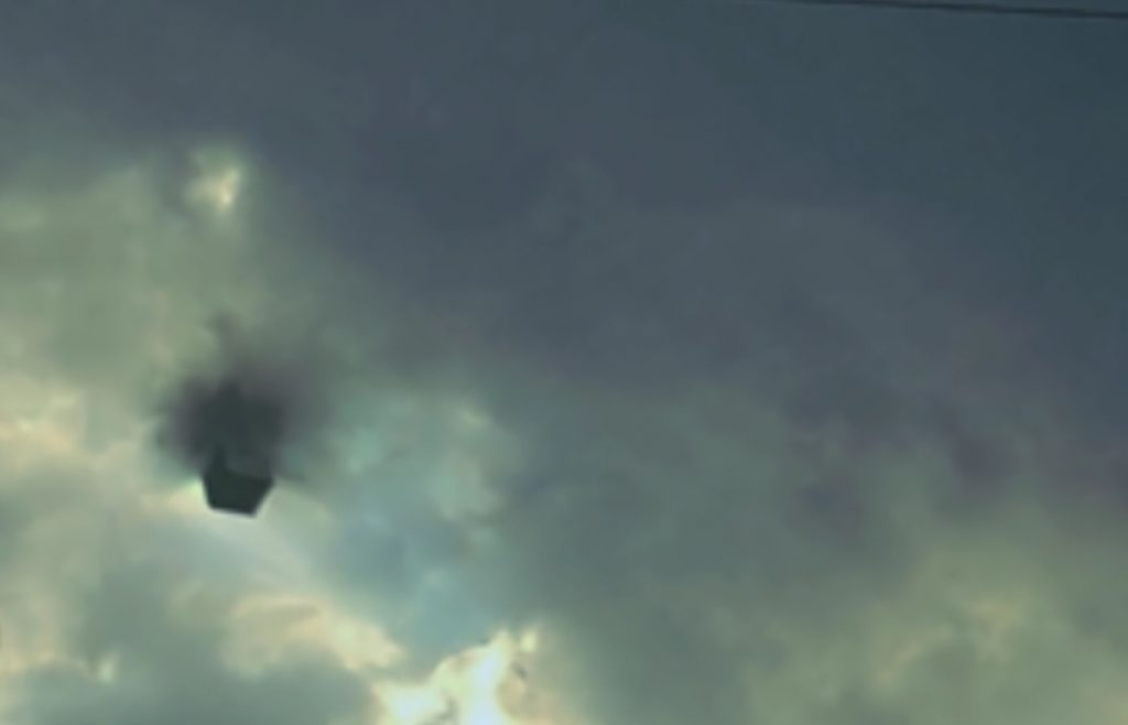 küp3 1024x658 - Küp Ufoların Ziyareti Bir İstila Başlangıcı Mı ?
