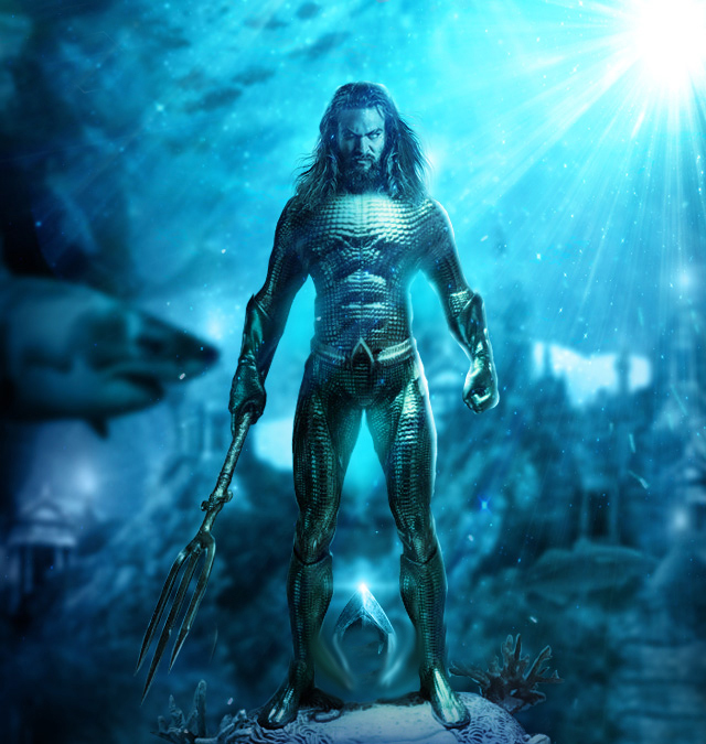aquaman   king of atlantis by bryanzap db9qs2z - Atlantis  Devleri
