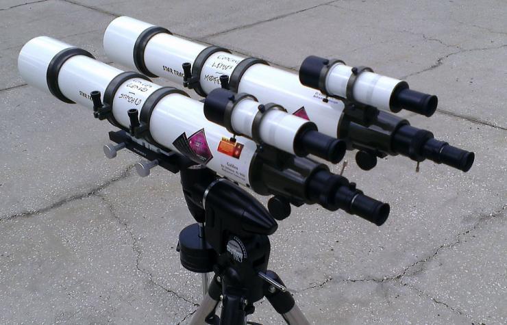 santilli telescope - Bilim Adamları Açıklıyor Atmosferimizde Görünmez Varlıklar Var