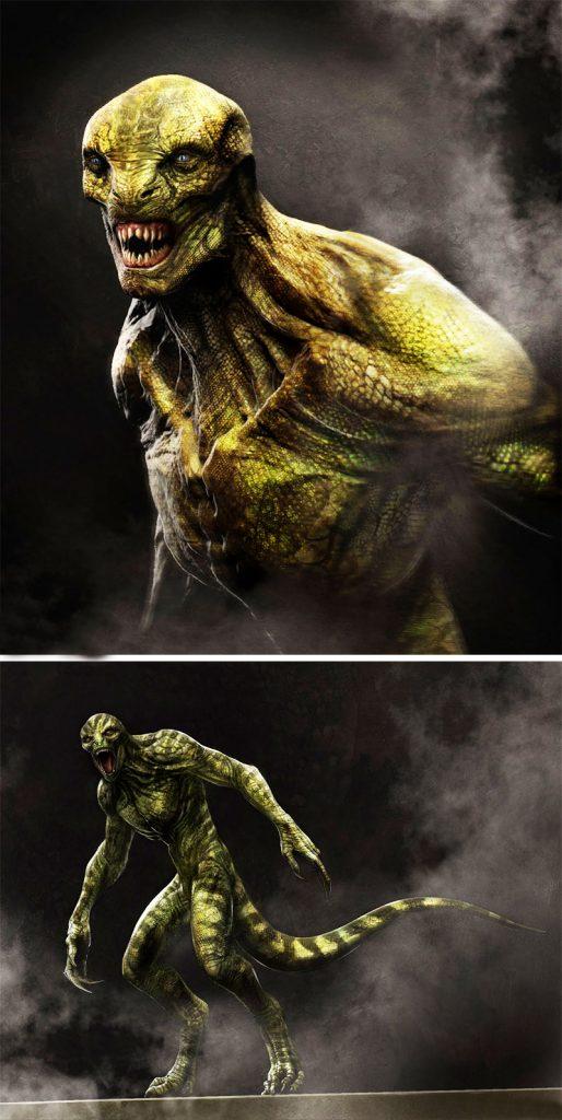 amazingspiderman conceptart jerad 01 514x1024 - 12 Milyon Amerikalı Dünyanın Kurallarını Reptilianların Belirlediğine İnanıyor