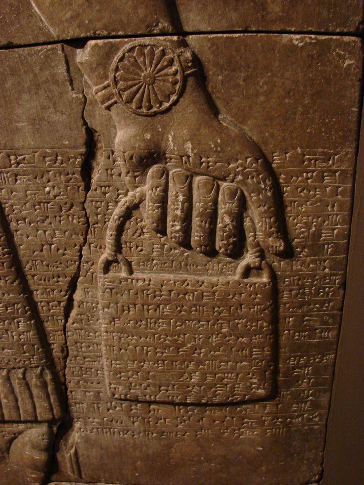 d04363d0376e1c0e941757a15acd4492 water bucket sumerian - Sümer Rölyeflerindeki ve Tarot Sembolizmindeki Gizemli Çantalar