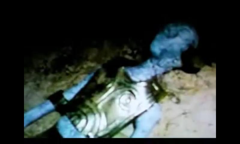 26907624 2143447055671793 1458230169537889145 n - Nazca Çizgileri Mağarasında Bulunan Uzaylı Mumyası