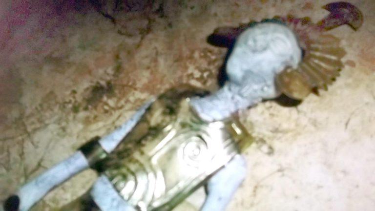 28336191 488482371553336 7715485655283364881 o 768x432 - Nazca Çizgileri Mağarasında Bulunan Uzaylı Mumyası